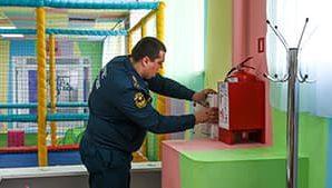 Результаты всероссийской проверки пожбезопасности жилых и общественных зданий