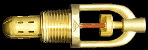 Распылители ТРВ «Аква-Гефест» К=0,07 горизонтальные для водяных завес