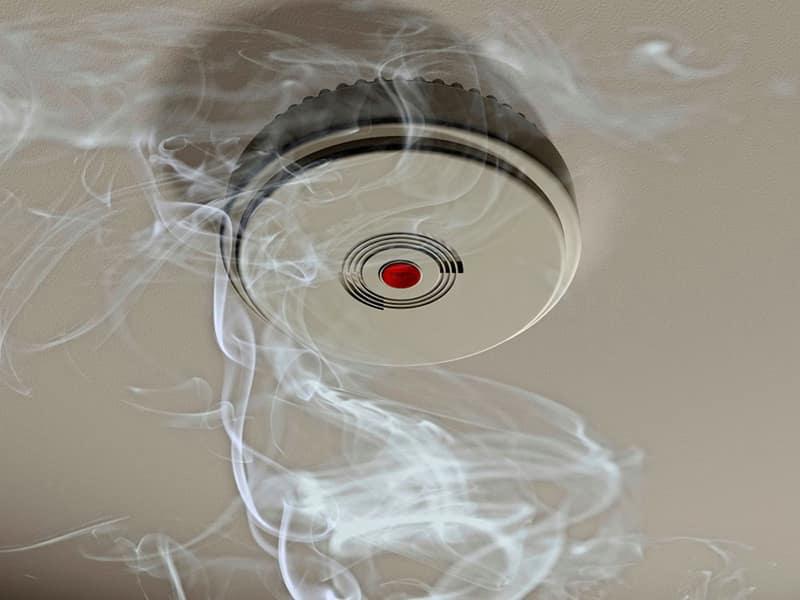 датчик дыма