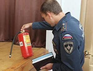 Пожарный надзор напоминает о прекращении плановых проверок в текущем году