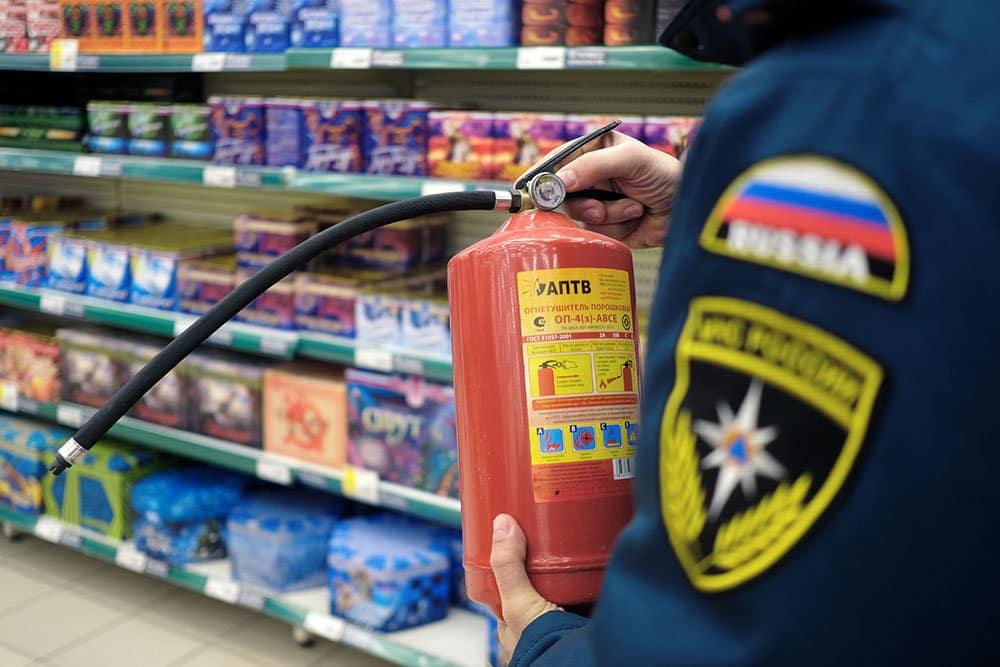 Проверки противопожарных норм
