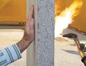 Ученым удалось повысить огнестойкость бетона